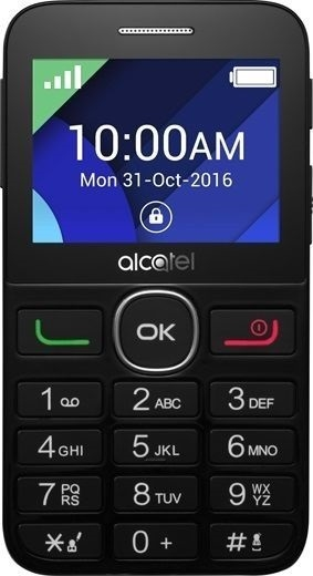 Alcatel 2008 0GB on Tesco Mobile PrePay Only